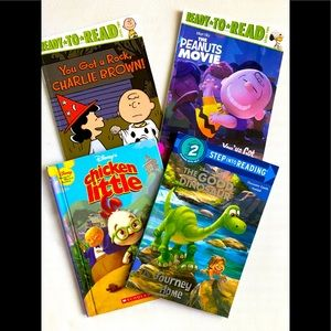 Lightly used: Early Reader 4-pack